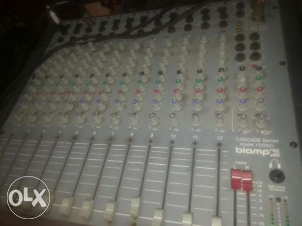 Mixer baimp Germanny تحويطة الغدير -  1