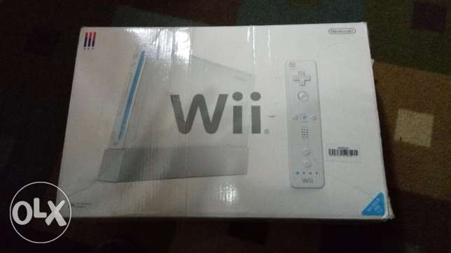 Wii original asleyi