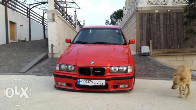 bmw e36 318 look m3 sayara kayan sherki for sale