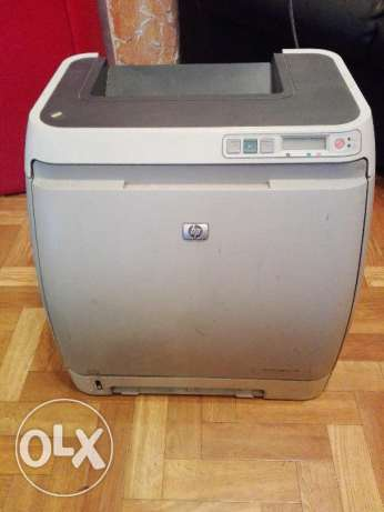 Hp color laser jet 1600