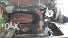 Collector Singer sewing machine