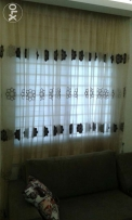 Like new curtains for sale