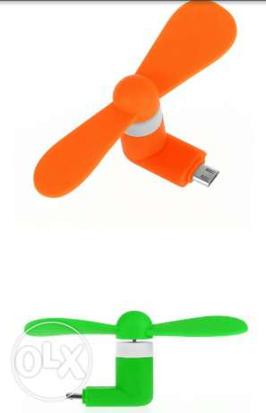 USB Fan Super Mute for Samsung HTC Sony Universal