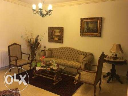 zouk mosbeh 185m2 - excellent condition - panoramic view -