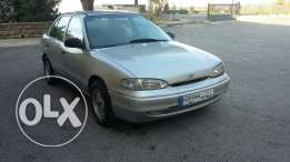 Hyundai accent model 1995 like new