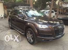 Audi Q7 Premium Plus 2010 Start & Stop Engine Button 0 Accident