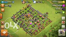 Clashofclans for sale
