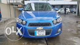 Chevrolet Sonic//50 000KM only//2012 full option one owner excellent