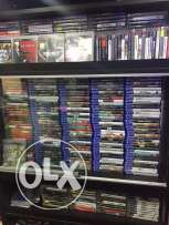 playstation shop dvd cds ps4 ps3 xbox all accessories machines