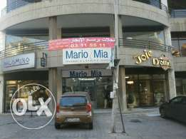 3 stores for rent in Adonis each one at 400$