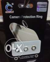 Camera protection ring