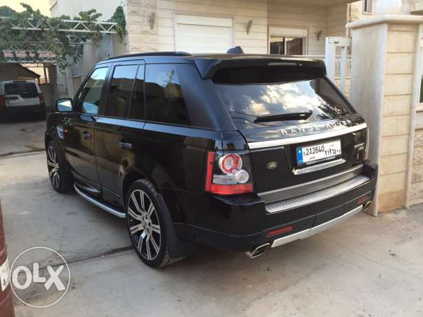 super clean range rover sport 2006 look autobiography 2013 حوش الأمراء -  2