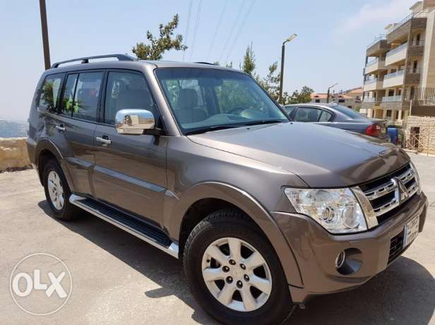 Pajero 2012 For sale- Excellent Condition