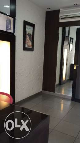 beauty salon for rent in dekwaneh main road 250$