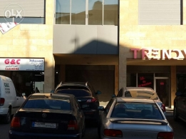 -brand new store with covered terrace 10m