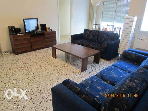 120sqm Furnished apartment for rent Ashrafieh Sioufi