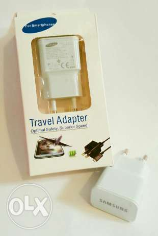Samsung USB power adapter المرفأ -  1