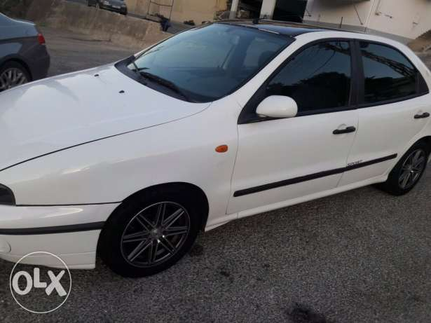 Fiat Brava SX 1600, very Nice Car, model 2002 الغازية -  1
