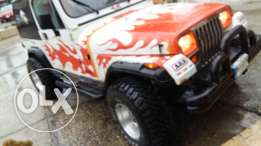 Jeep 5are2 ma na2so shi