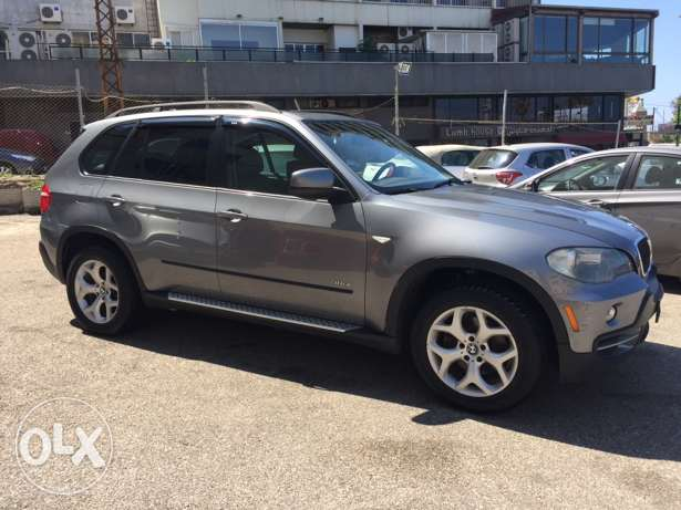 BMW X5 2008 clean CARFAX