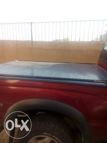4x4 tacoma 2003 cabine w nos with 2 covers full