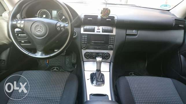 C 180 kompressor Sport edition full option