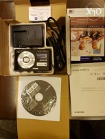 Sony Digital Camera new inbox with car charger