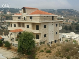 Complete building or apartments for sale.Balamand University