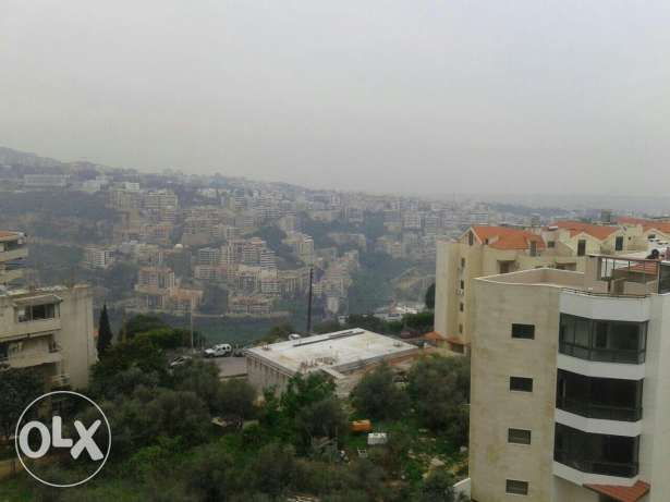 Apartment for sale in Mansourieh/under construction