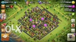 clash of clans tawn hall 1