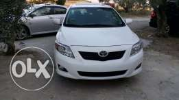 toyota corolla 2009 ajnabeye for sale
