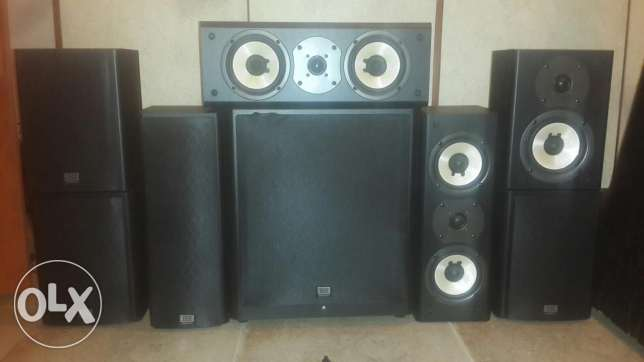 Home Theater Speakers جبيل -  1