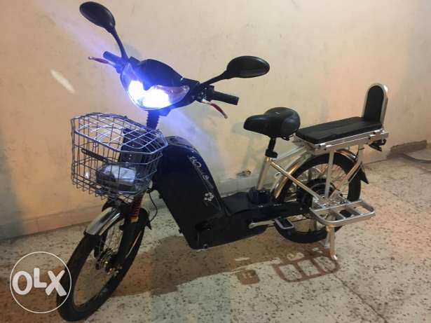 Electric bicycle 80 Amp heavy duty