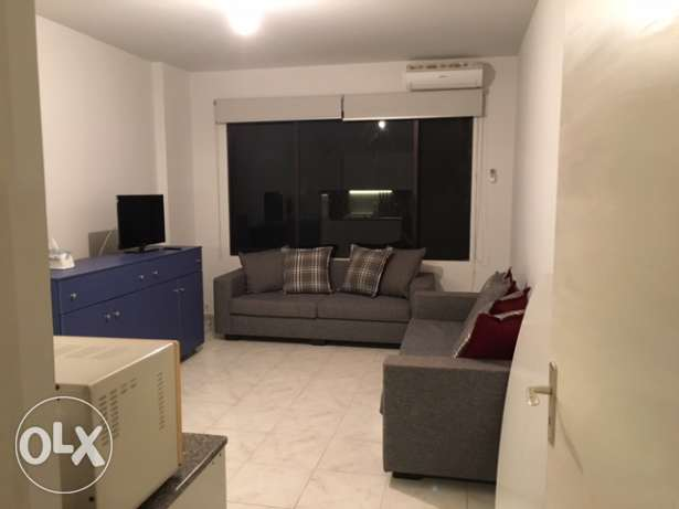 Small furnished apartment in Mansourieh, excellent location