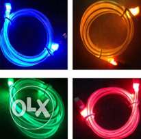 Led cable for android