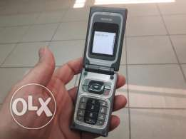 Nokia 7200 flip flap limited Editions
