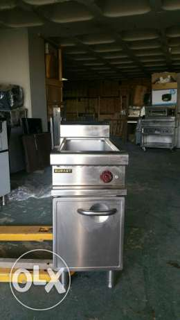Restaurant and kitchen equipment at great price. All new. Not used.