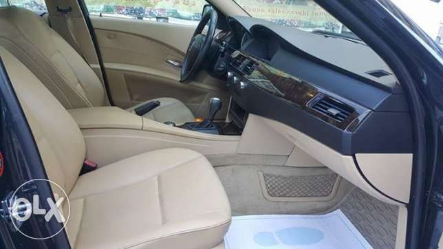 BMW serie 5 model 2006 / 523 Lebanese origin one owner no accidents راس  بيروت -  7