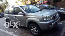 X-Trail 4x4 (Grey)