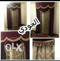 برادي curtains