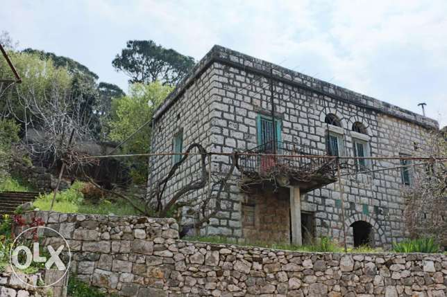 Kortada-8 minutes only from Monte Verde Carting-old house for sale.