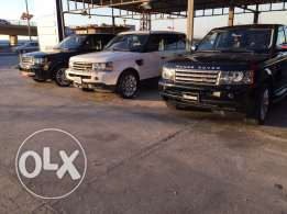Range rover 2008 supercharge Clean Car Fax , Full options