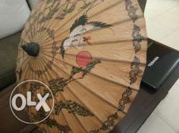 Vintage Chinese umbrella