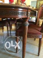 Dining Table REGENCY gallery production