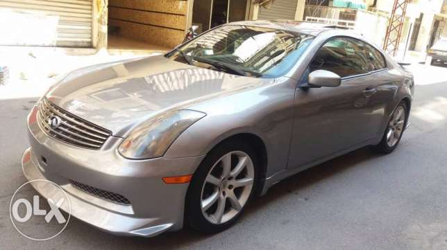 g35 2004 coupe