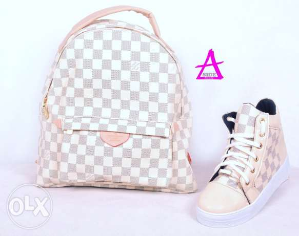 bag shoes and wallet فؤاد شهاب -  3