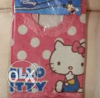 Hello Kitty Contour Rug and Toilet Seat Cover Set