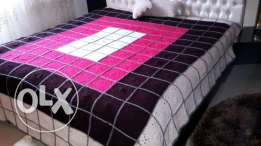 Handmade modern bedcovers with very high quality of yarn used