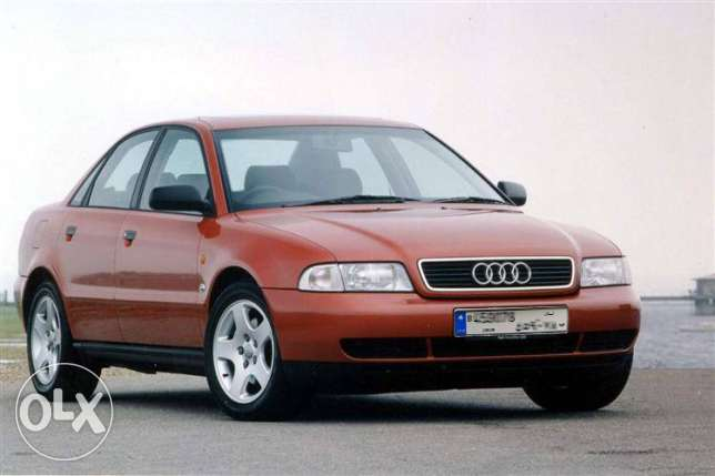 Audi A4 in good condition for sale