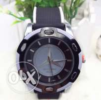 Men's wristwatch with Mercedes-Benz logo dial (We deliver)